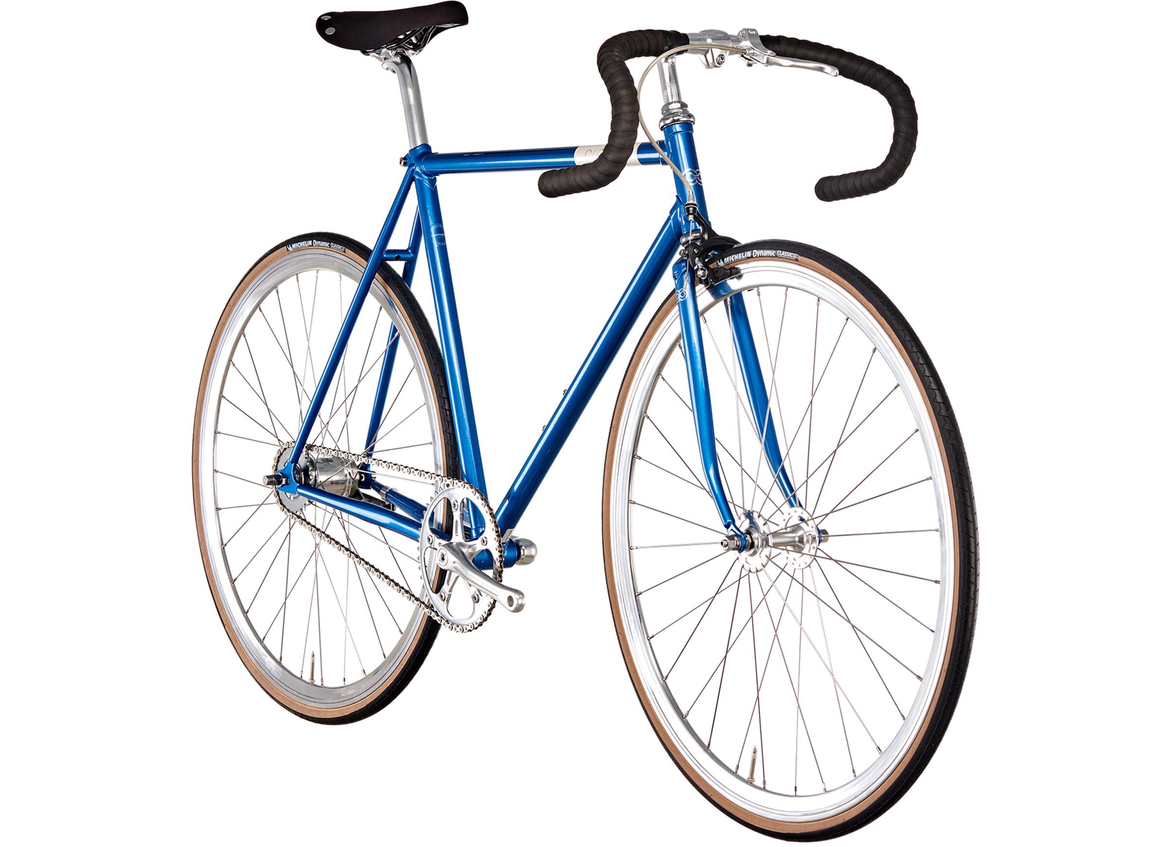 3582cd19a59 Creme Vinyl Doppio Citycykel blå - till fenomenalt pris på Bikester